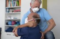 Verstärkter Infektionsschutz am Arbeitsplatz während der Corona-Pandemie